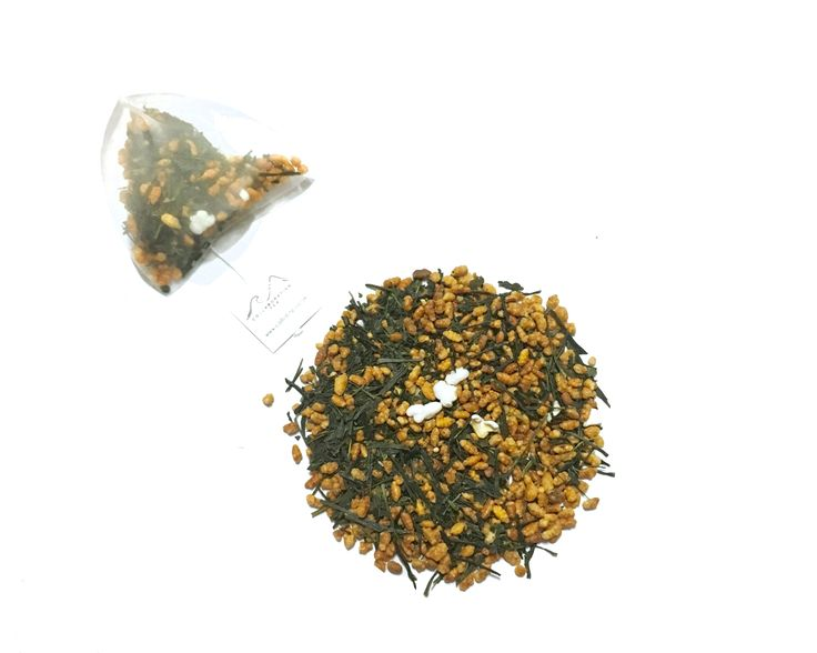 Toasty and nutty, Genmaicha is one of our favourite japanese blends of all time! Find out more at www.collabtea.com