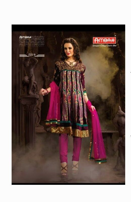 Anarkali New Dress Kameez Bollywood Ethnic Suit Salwar Indian Pakistani Designer #Tanishifashion