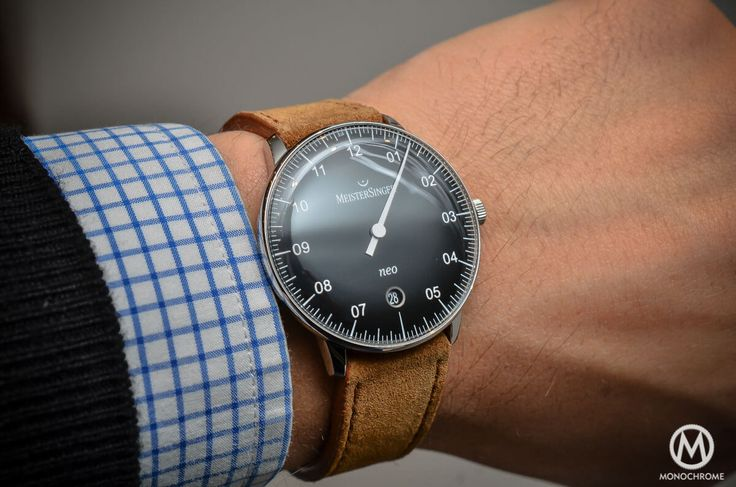 Value proposition: the 2015 collection of the MeisterSinger Neo – Hands-on with live photos, specs and price