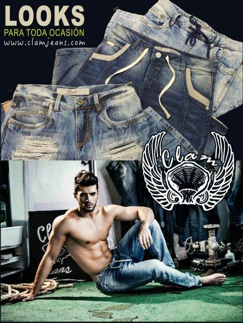 Nueva colección de Clam Jeans!