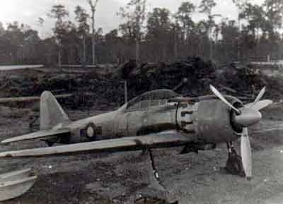 Morotai Airbase 1944 (Maluku Islands)