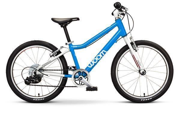 "WOOM 4 |  Bicicleta copii 20"" | 6-8 Ani | 115-130 cm |  7,4 kg #Prebike #Kidbike #Kids ##bicycle #WoomBikes #copii #parinti #bicicleta #BicicletaCopii"