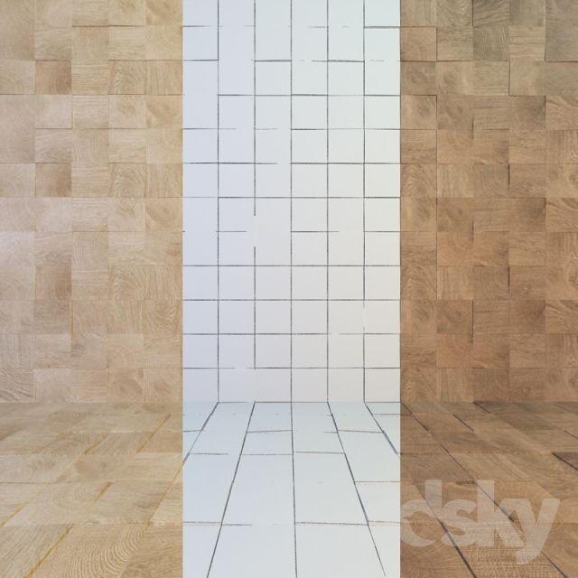 3d models: Bathroom accessories - Porcelanosa Taco Oxford