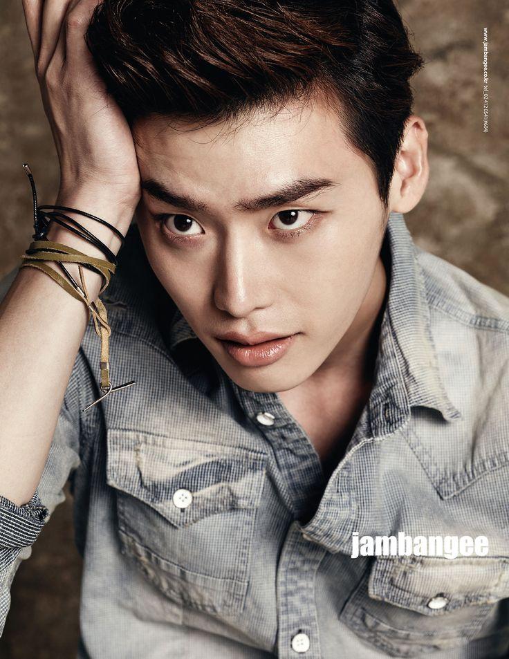 Lee Jong Suk - Jambangee