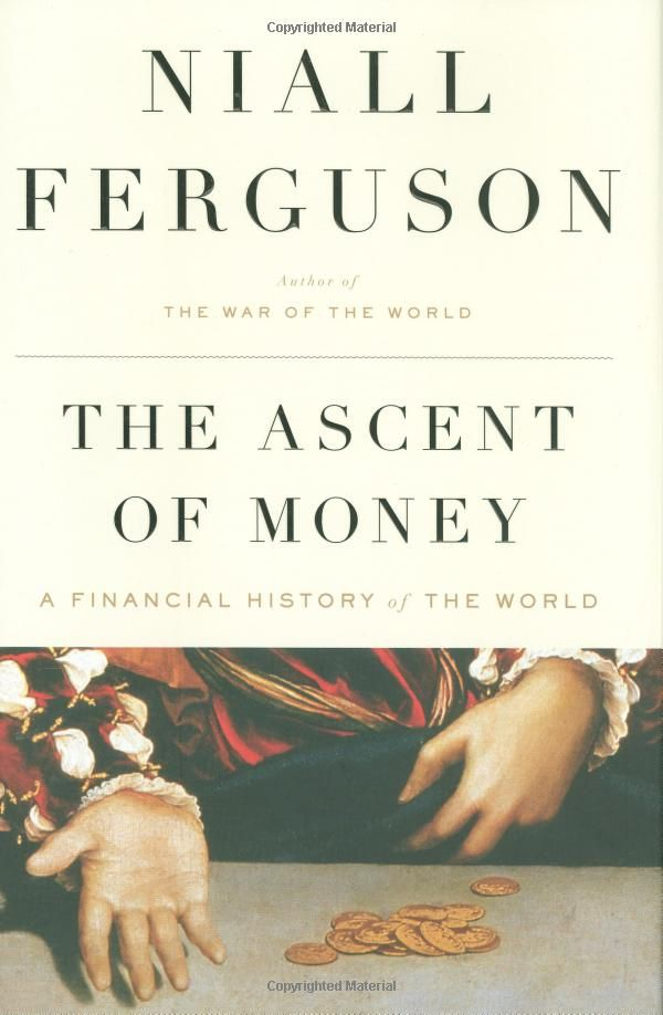 The Ascent of Money: A Financial History of the World - Niall Ferguson | Read that on a beach holiday, and I'd read it again anywhere. A short lesson in history and economics, rolled into one. Loved it.