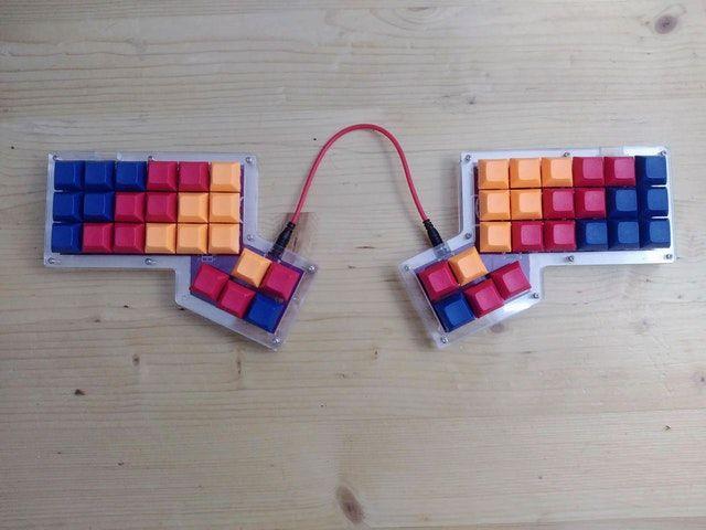 An Orthodox : MechanicalKeyboards   Mech City in 2019   Keyboard