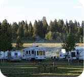 The Best in West Yellowstone RV Parks - Lionshead RV Campground    Lionshead RV Campground is among the highest rated West Yellowstone RV Parks and provides quick and easy access to Yellowstone National Park. Our RV Park, Campground and Rental Cabins are tucked in the Gallatin National Forest, just seven miles from the west entrance of Yellowstone Park.