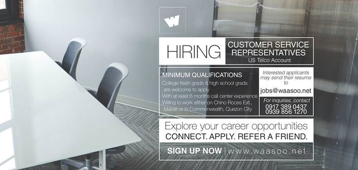 Explore your career opportunities! We\u0027re currently looking for the - Resume Now Customer Service