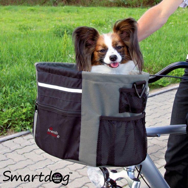 Trixie Biker Box Cykeltaske - Hurtig og billig levering