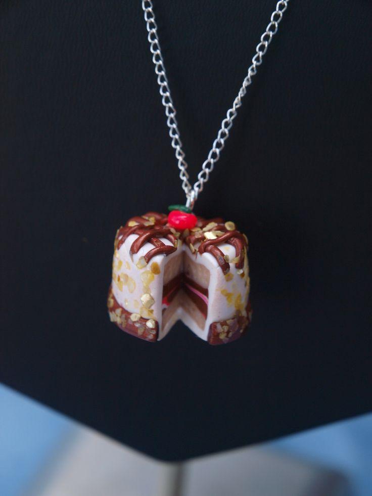 my favorite cake pendant!