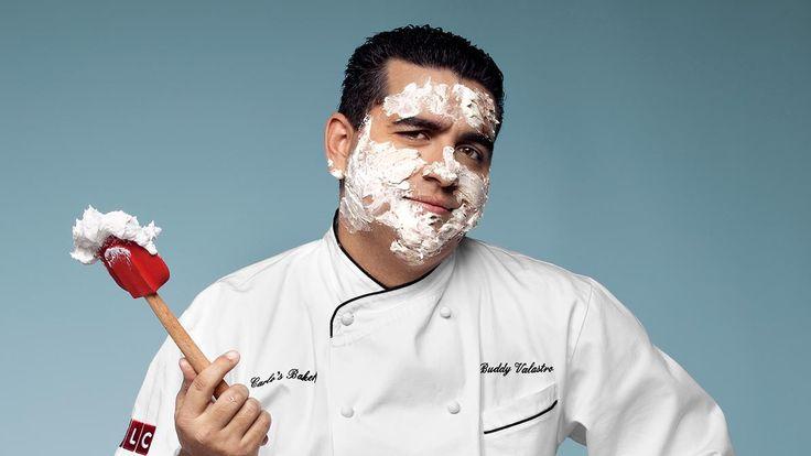 Cake Boss - Back- und Kochrezepte, Videos u.a. Buddy sucht den super-Konditor -  http://www.tlc.de/sendungen/cake-boss/