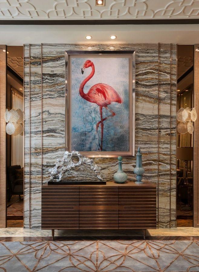 Modern sideboard for a luxury decor | |www.bocadolobo.com #modernsideboard #sideboardideas