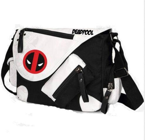 34.17$  Buy here - http://alibjv.shopchina.info/go.php?t=32713552844 - Deadpool face backpack comic super hero Pocket shoulder Backpack bag New  #magazineonlinebeautiful