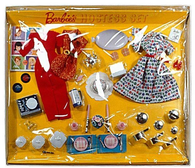 1965 Barbie - Hostess Gift Set #1034