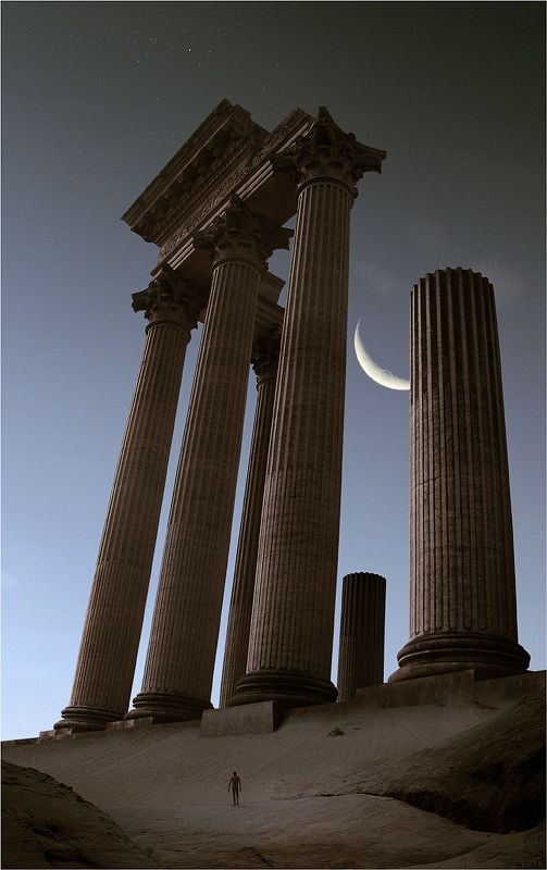 Tomb of the Older Gods // Stunning!