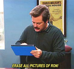 """""""The One Where Ron Goes Off The Grid"""" 