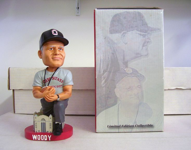 Woody Hayes Bobblehead