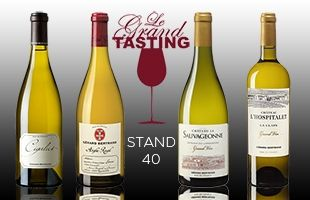 Les vins Gérard Bertrand au Grand Tasting 2015