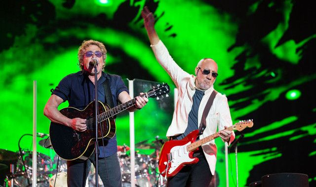 NME News The Who claim they replaced Prince as Glastonbury headliners and that their set was 'sabotaged' | NME.COM
