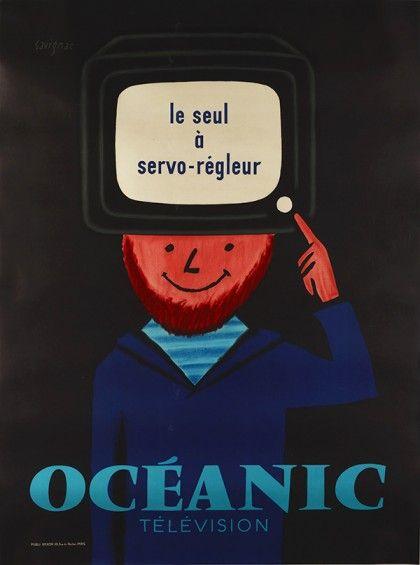 Oceanic ~ Raymond Savignac