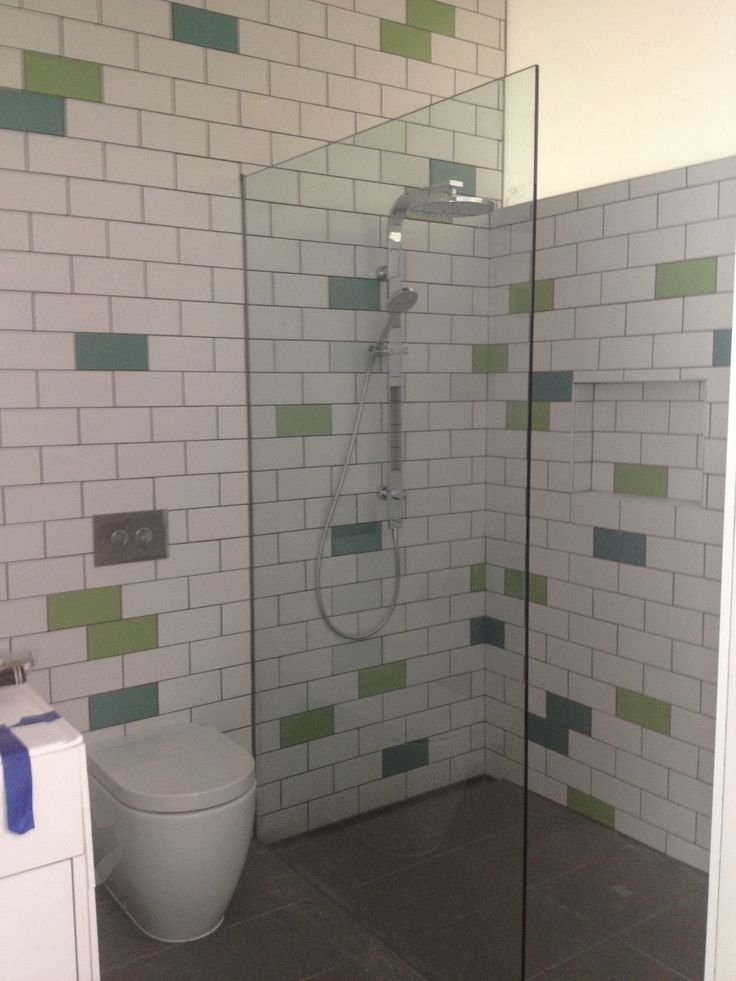 Matt White, Sea Green & May Green Tiles from Signorino Tiles Melbourne. Herbert Street Northcote project
