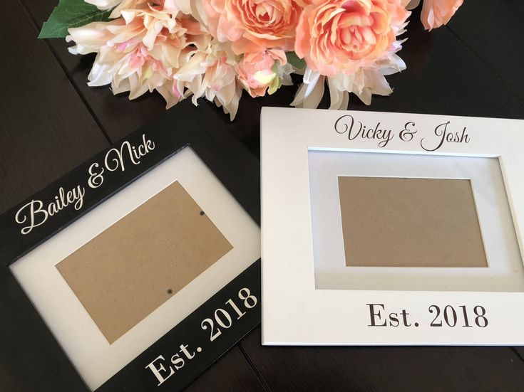 Excited To Share The Latest Addition My Etsy Personalized Picture Frame