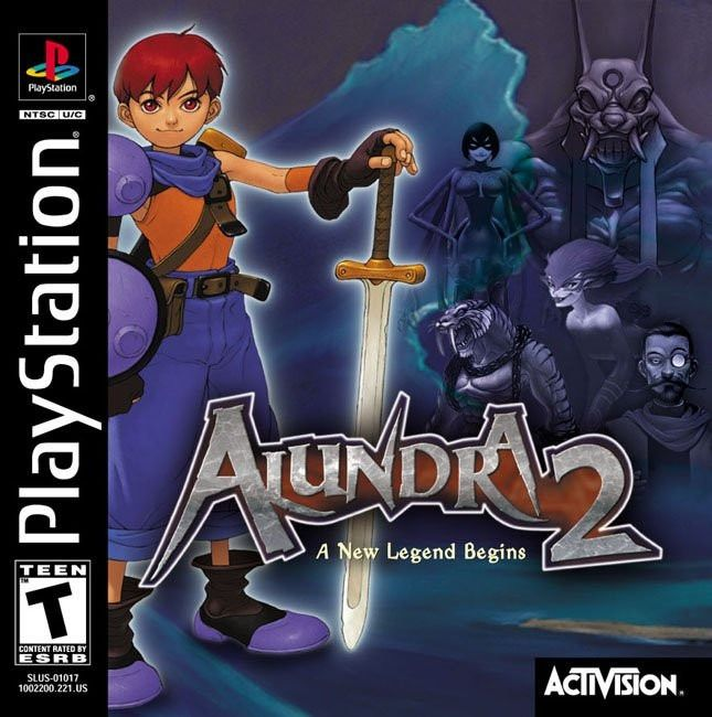 14++ Alundra 3 info