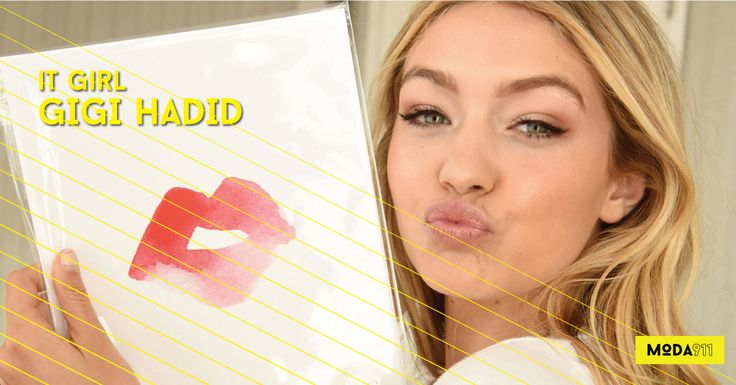 ¡Conoce a la super modelo Gigi Hadid! #moda #moda911 #méxico #fashion #supermodelo