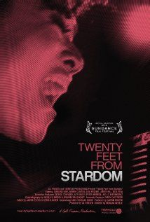 Don't miss Twenty Feet from Stardom opening this summer....loved it at Sundance!