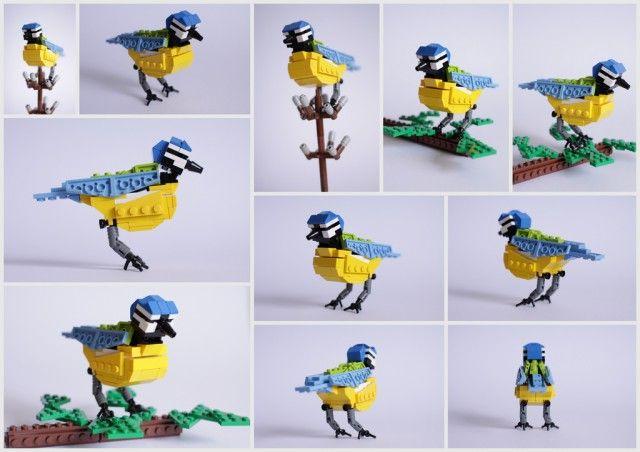 more Lego birds!