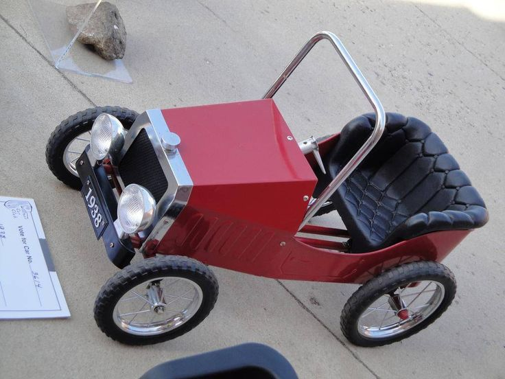Vintage Pedal Car..I still own one of these..Re-Pin brought to you by #CarInsuranceagents at #HouseofInsurance in #EugeneOregon
