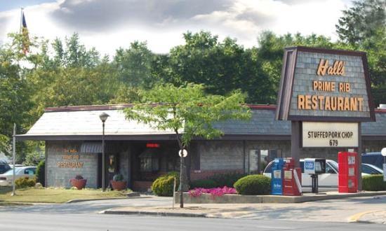 Hall S Factory Restaurant Fort Wayne Indiana