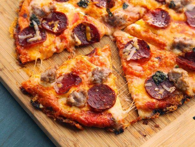 Internet das Coisas!!!: Pizzadilla