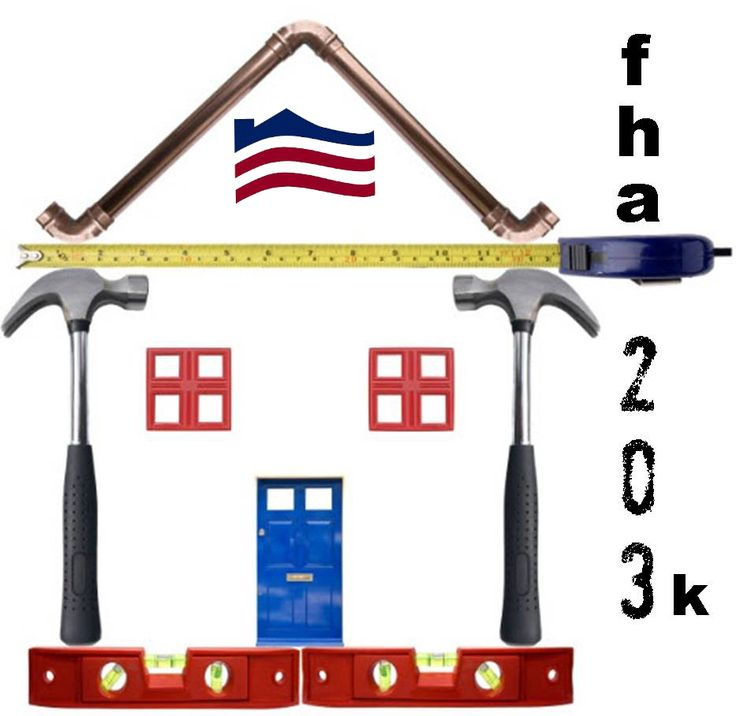 the 203k loan is a specialized renovation or construction loan backed by the federal housing