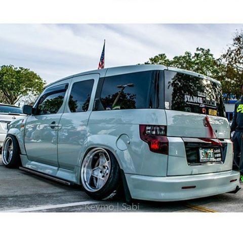 380 best going elemental images on pinterest honda element miss daisy honda element sometimes we come across a build that everyone falls in love sciox Choice Image