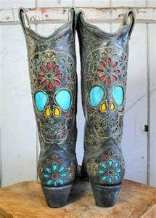 116 best Cowgirl Boots images on Pinterest