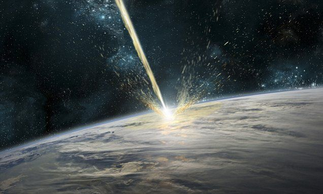 Comets may have triggered life on Earth as well as other planets