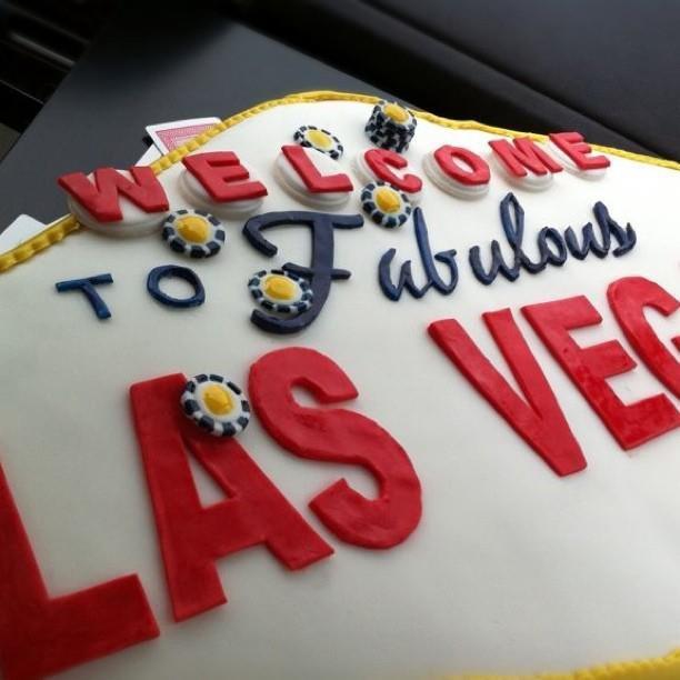 LasVegas cake