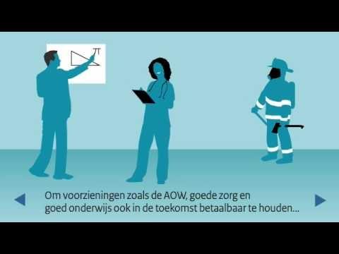 De AOW-leeftijd naar 67 jaar | Sociale Verzekering | Bron: Frédérik Ruys