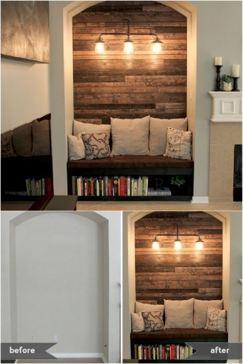 1000 ideas about Wall Nook on Pinterest