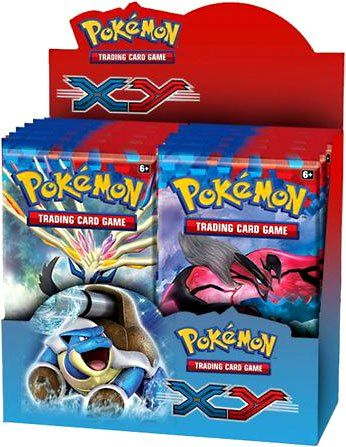 Pokémon Trading Card Game: XY Booster Display (36 Boosters)