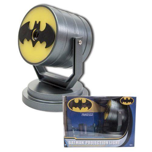 DC Comics Batman Bat Signal Projector Lamp