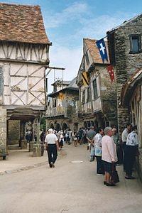 La Cité Médiévale - Puy du Fou