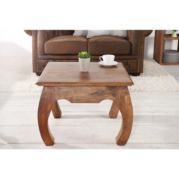 Table Basse En Bois Coloris Naturel 60cm Table Basse Bois Table Basse Meuble