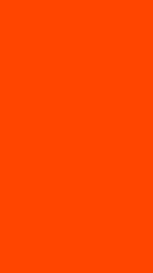 640x1136 Orange Red Solid Color Background Phone Backgrounds Iphone Wallpaper Solid Color Solid Color Backgrounds Color Wallpaper Iphone
