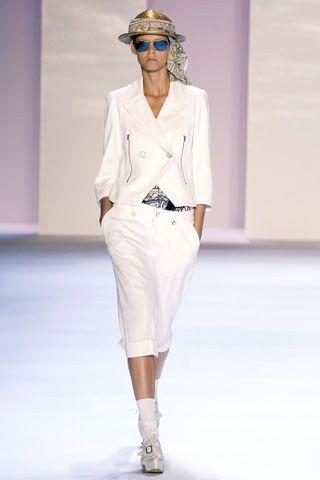 Alexandre Herchcovitch Spring 2007 Ready-to-Wear Fashion Show - Flavia De Oliveira