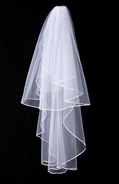 Sweep White #Veils Style Code: 07915 $22.49