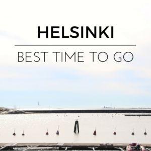 The best season to visit Helsinki