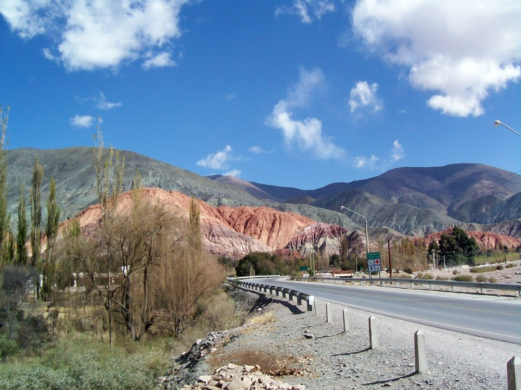 Salta, Northern Argentina.  Hopefully we'll be going there soon!
