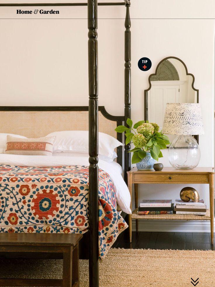 Beautiful room by LA designer Amber Lewis in January 2014 Sunset magazine